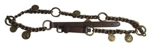 Ann Taylor Ann Taylor Chain Belt with Coin Details