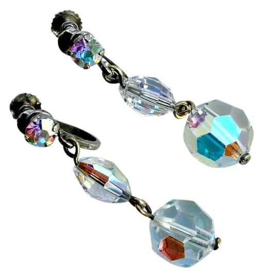 Other Australian Aurora Borealis Crystal Earrings