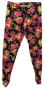 Victoria's Secret Floral Leggings