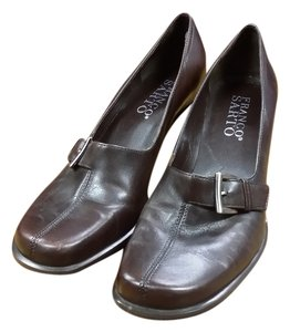 Franco Sarto Chocolate brown Wedges