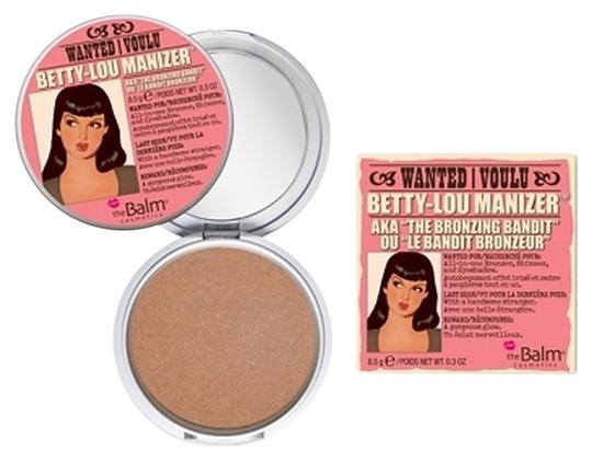 The Balm TheBalm Betty Lou Manizer Bronzer, & ME Makeover Lip Addiction