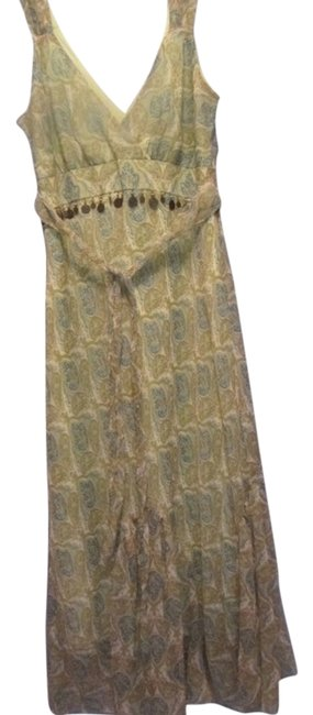 Preload https://item3.tradesy.com/images/jonathan-martin-light-green-with-paisley-print-none-mid-length-short-casual-dress-size-6-s-4967812-0-0.jpg?width=400&height=650