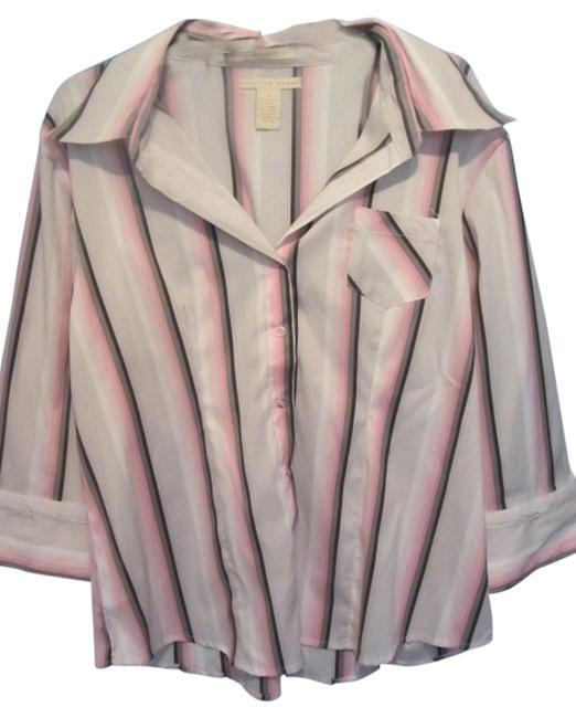 Preload https://img-static.tradesy.com/item/4968073/antilia-femme-whitepink-with-stripes-blouse-size-22-plus-2x-0-0-650-650.jpg