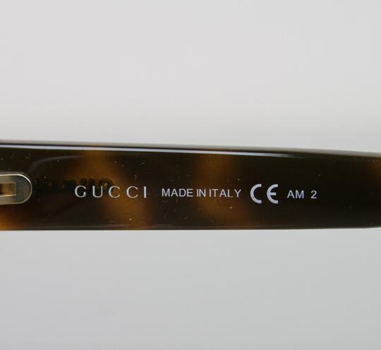 Gucci NEW Authentic Gucci Sunglasses w/Logo, Havana, GG 3207/S Q18CC, W/Box