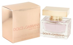 Dolce&Gabbana Rose The One Perfume for Women by Dolce & Gabbana 1oz EDP