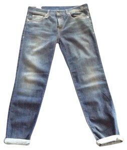 R 13 Relaxed Fit Jeans-Medium Wash