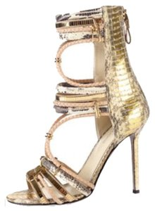 Sergio Rossi Gold Formal