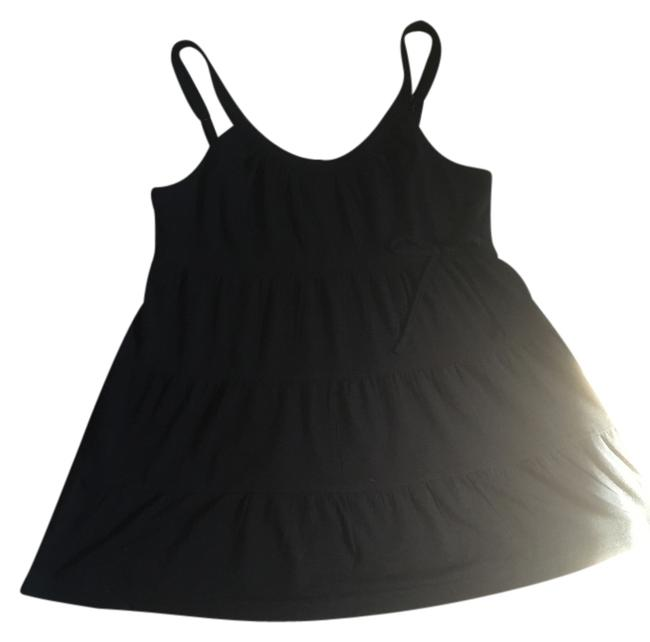 Preload https://img-static.tradesy.com/item/4973287/bamboo-trading-company-black-layered-with-tie-front-detail-tank-topcami-size-6-s-0-0-650-650.jpg