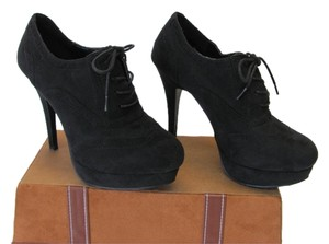 Diva Lounge Excellent Condition Size 8.00 BLACK Platforms