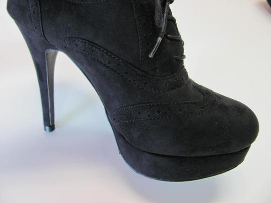 Diva Lounge Excellent Condition Size 8.00 BLACK Platforms Image 3