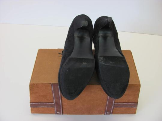 Diva Lounge Excellent Condition Size 8.00 BLACK Platforms Image 6