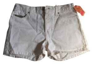 DKNY Classic Summer Trendy Denim Shorts-Light Wash