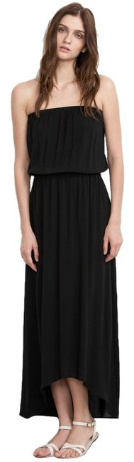 Preload https://img-static.tradesy.com/item/4976908/graham-and-spencer-black-v4766-long-casual-maxi-dress-size-petite-4-s-0-0-650-650.jpg