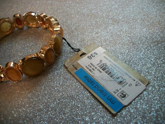 MONET Warm Colors Multicolor Gold Tone Bracelet By Monet Image 3