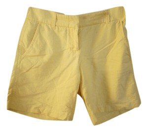 J.Crew Shorts yellow
