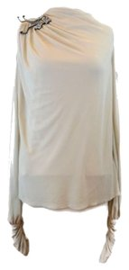 Badgley Mischka Top Taupe