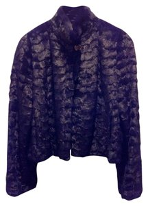 Duglas Furs/Bella Furs Ranch Black Mink Jacket