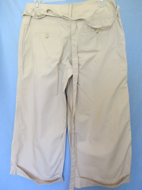 Newport News Capri/Cropped Pants khaki Image 3