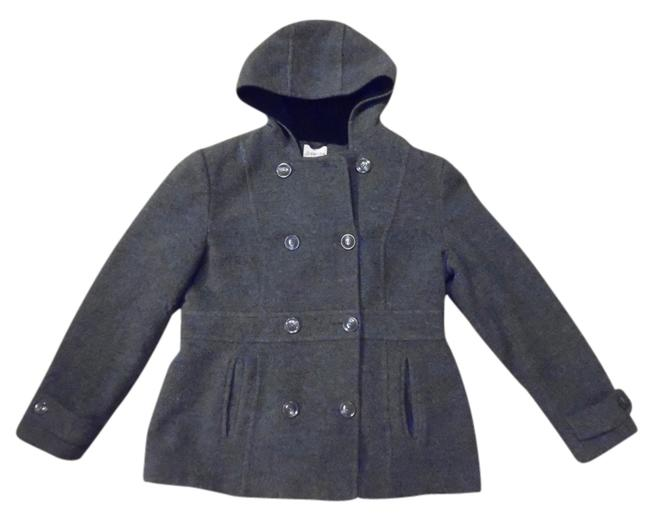 Preload https://item4.tradesy.com/images/st-john-gray-bay-double-breasted-wool-blend-hooded-pea-coat-size-12-l-4978693-0-0.jpg?width=400&height=650