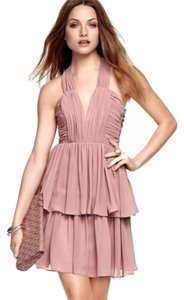 H&M By Night Chiffon Halter Dress