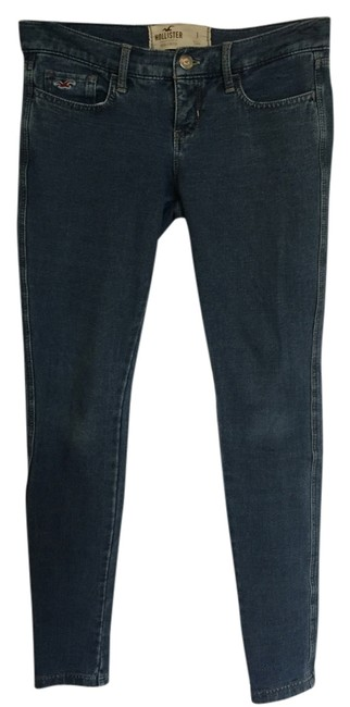 Hollister Jeggings-Medium Wash