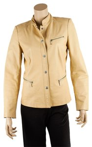 Dana Buchman Cream Jacket