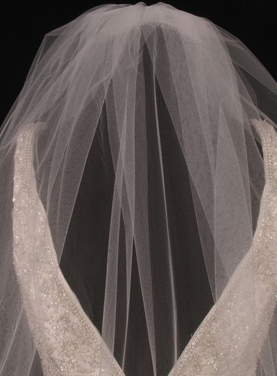 Diamond White Long S0100vl Bridal Veil