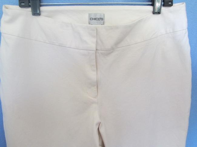 Chico's Trouser Pants off white Image 1