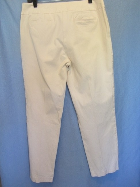 Chico's Trouser Pants off white Image 3