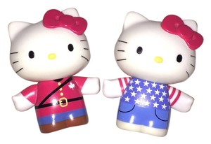 Other 2 hello kitty figurines