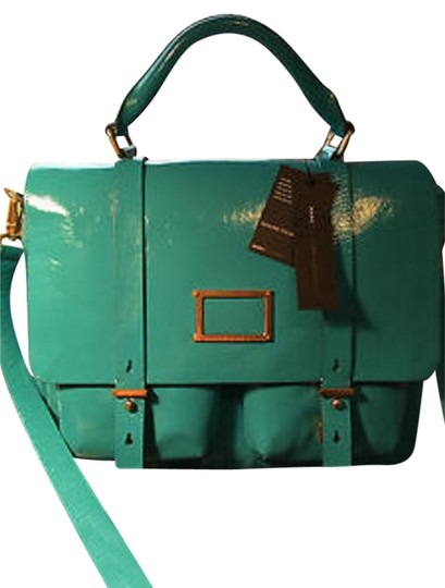 Marc by Marc Jacobs Turquoise Messenger Bag