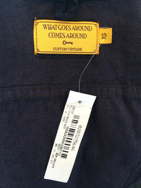 What Goes Around Comes Around Vest