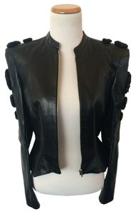 Augustin Teboul Leather Jacket