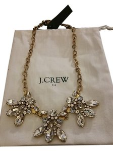 J.Crew NWT J. Crew crystal necklace