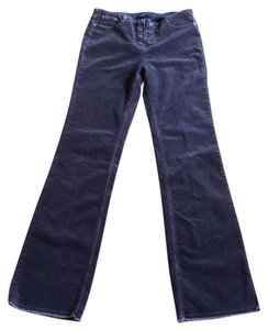 Billy Blues Flare Pants Brown Corduroy