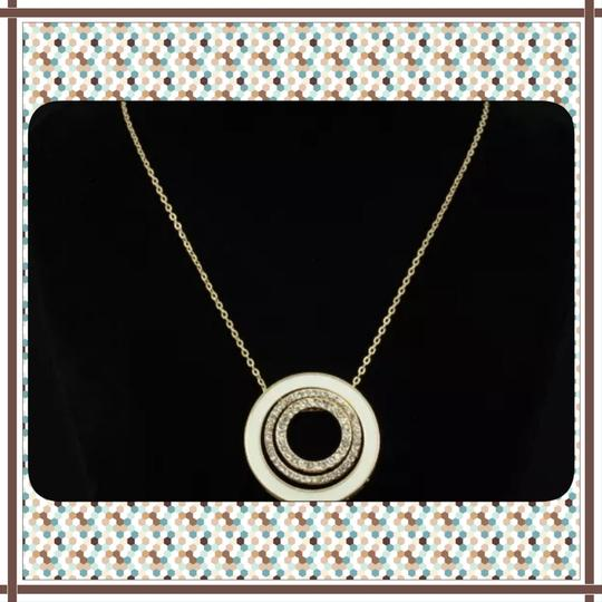 Other NEW Austrian Crystal & Enamel Gold Tone Necklace