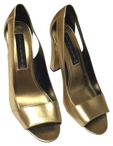 Steven by Steve Madden Gold Formal