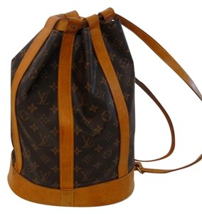 Louis Vuitton Vintage Randonnee Monogram Backpack