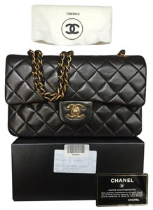 Chanel Small Classic Flap Double Flap Small Classic Flap Opulent Habits Shoulder Bag