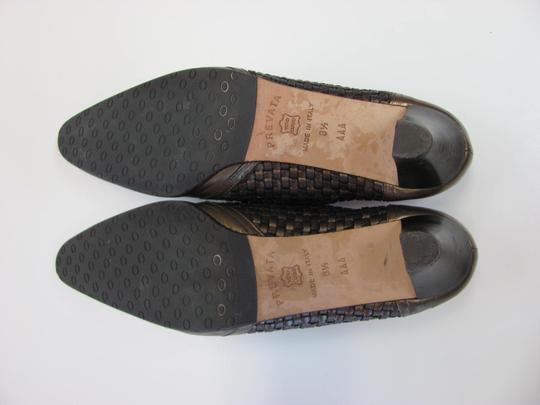 Prevata Excellent Condition New Size 8.50 Aaa Bronze Pumps