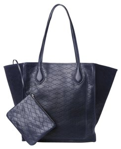 MZ Wallace Tote in Navy