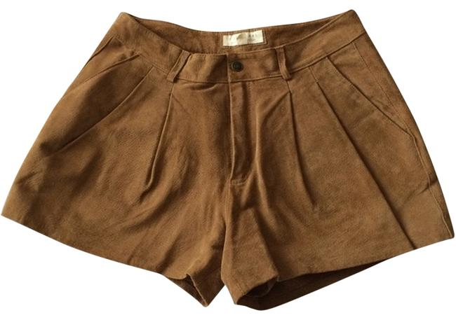 Forever 21 21 Faux Suede Suede Faux Suede Shorts