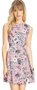 Forever 21 short dress 21 Garden Chic A-line Floral Floral A-line on Tradesy