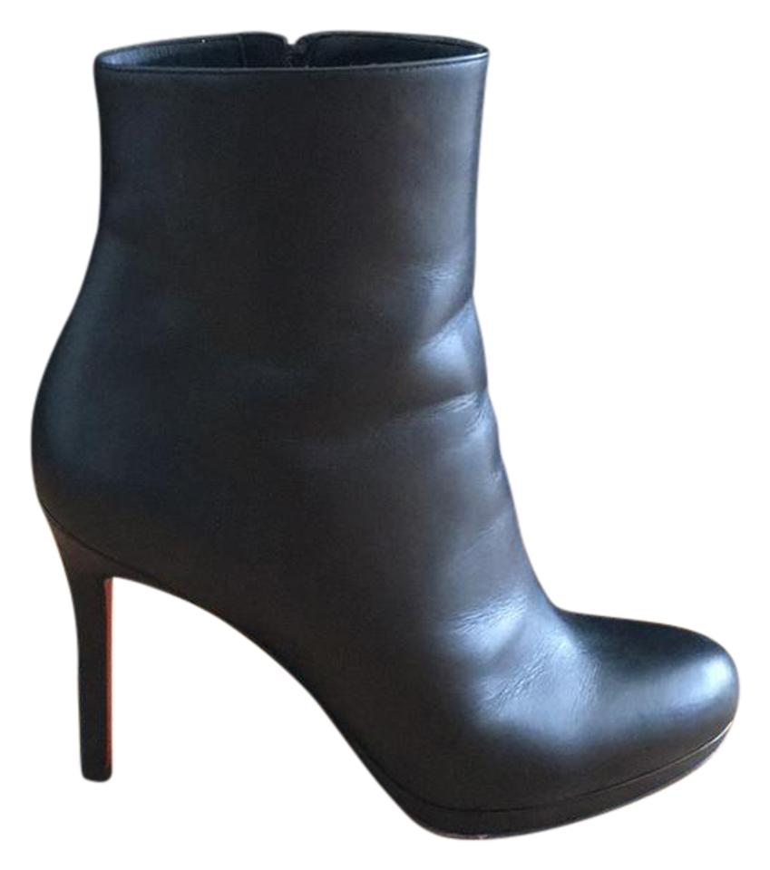 Christian Louboutin Black Bootylili Bootylili Black Ankle Boots/Booties 9a63cd