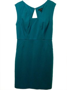 Ann Taylor Sheath Bodycon Cut-out Party Dress