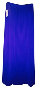 Forever 21 Maxi Skirt Royal blue
