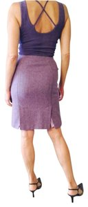 Ann Taylor LOFT Skirt Pale purple