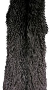 Grosvenor Canada Vintage Fur Silver Fox Cape