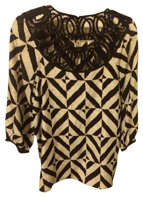 Preload https://item1.tradesy.com/images/eci-new-york-blouse-size-8-m-4990990-0-0.jpg?width=400&height=650