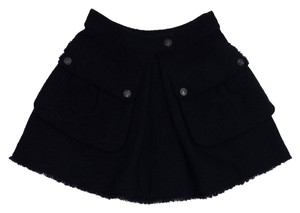 Chanel Wool Circle Skirt